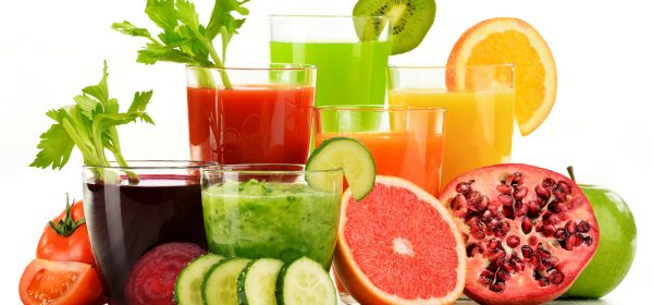 The Health Benefits Of A Juicing Diet